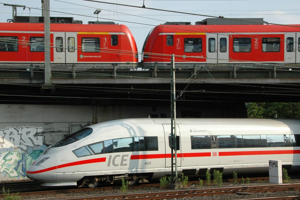 Heenreis naar Passau met de trein