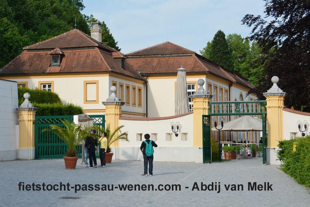 Fietstocht Passau-Wenen - Abdij van Melk