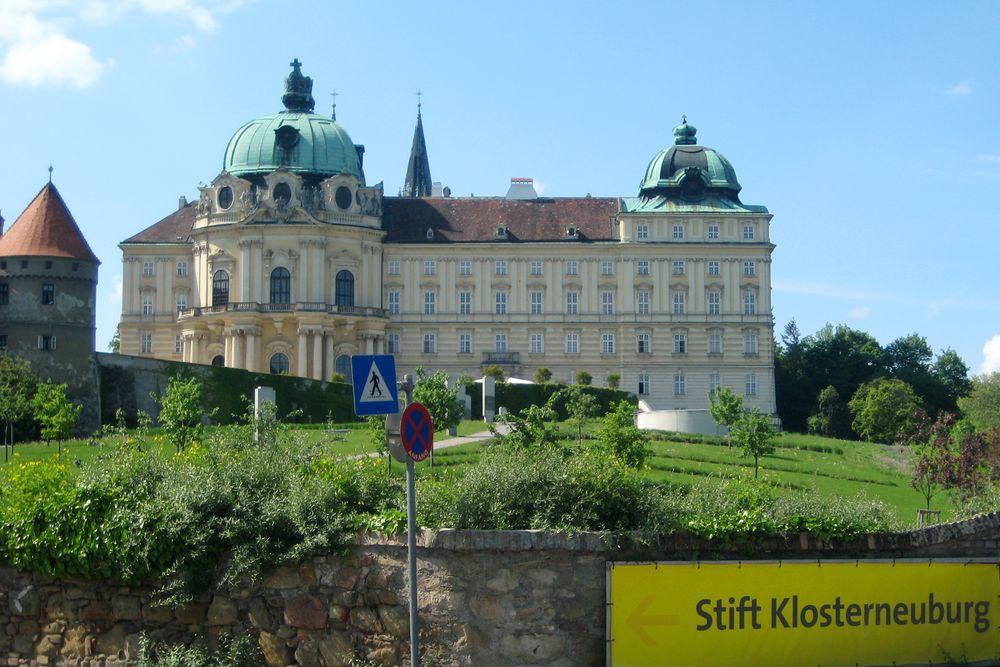 Fietstocht Passau-Wenen - Wijn en wijnboeren tussen Passau en Wenen - Stift Klosterneuburg