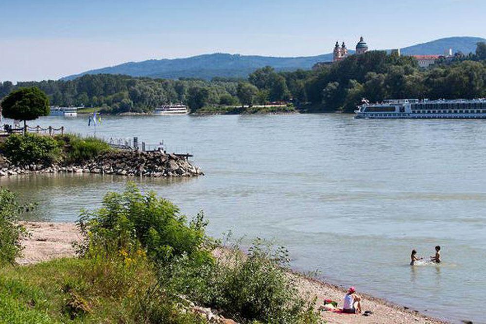 Fietstocht Passau-Wenen - Badplaats Luberegg