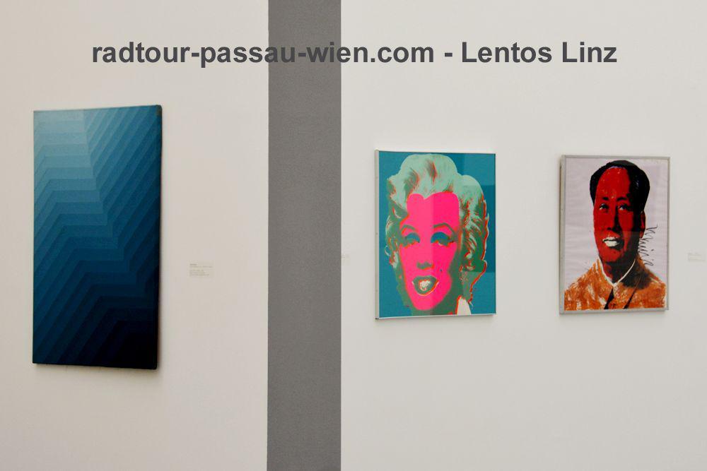 Het Lentos in Linz