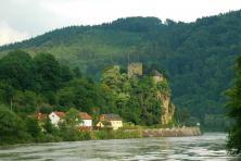 Donauradweg sportief Passau-Wien