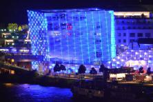 Donauradweg - Ars Electronica Linz