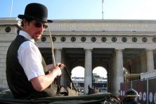 De Donau met fiets en schip