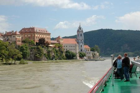 Passau-Wenen met MS Arlene