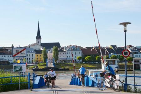 Fietsreis van Passau naar Wenen - Ottersheim