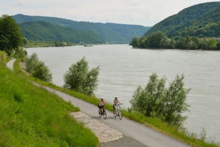 Fietstocht Passau-Wenen